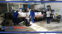 Your vehicle dented and bruised? Bring it over for immaculate restoration. Call us on 04 485 522.