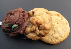 Apple Pie Pudding Cookies, Lemon Meringue Pie Pudding Cookies, & Grasshopper Pie Pudding Cookies  l  The Monday Box