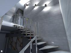 Schody styl Nowoczesny - zdjęcie od Interior Design A3D Architekci Krzysztof Gruszfeld - Schody - Styl Nowoczesny - Interior Design A3D Architekci Krzysztof Gruszfeld