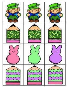 Math Meeting, 120 Chart, Squares, Numbers, Calendar, Pocket, Patterns, Friends, Block Prints