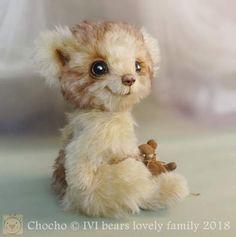 Chocho By Iveta Rakova - Bear Pile