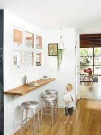 Trendy Kitchen Wall Shelf Ideas Breakfast Bars 61 Ideas