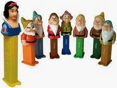 Disney Snow White Seven Dwarfs Limited Pez Collector's Series $29.99