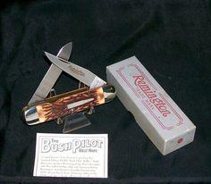 "Remington R4356 Bullet Knife ""Bush Pilot 1993"" Inscribed Blade Packaging,Papers @ ditwtexas.webstoreplace.com"