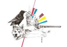 Frédérique Vernillet, illustrator - #Blog #Benetton #art