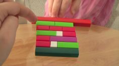 Building Number Sense with Cuisenaire Rods