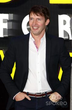 London.UK. James Blunt at the Star Wars: The Force Awakens - European Premiere at Leicester Square. 16th December 2015.