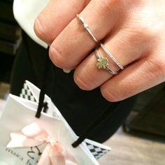 Nossos mais novos aneis que acabaram de chegar nas lojas! #especialdiadasmães #mairabumachar
