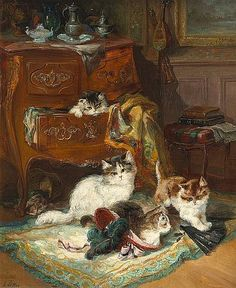 Title unknown -- Jules Leroy (Francia, 1853-1922).