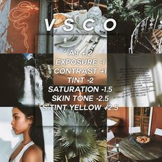VSCO App: all the best filters for photos - Vsco - Instagram Themes Vsco, Feeds Instagram, White Feed Instagram, Foto Editing, Photo Editing Vsco, Lightroom Photo Editing, Photoshop Tips, Best Vsco Filters, Insta Filters