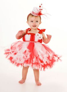 25 Best Christmas Costumes & Outfit Ideas 2012 For Newborn Baby Girls & Kids | Girlshue