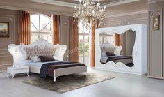Hürrem Avangarde Yatak Odası - Avangarde Yatak Odaları - Yatak Odası Modelleri