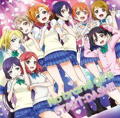 No Brand Girls/Start:Dash!! | TV Anime Love Live! Insert Songs 1
