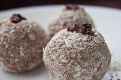 Healing Illuminations: Raw Chocolate Chia Energy Balls: A Recipe for Women in Labor to Boost Oxytocin Levels