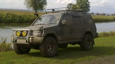 mitsubishi pajero 2nd generation tuning - Google Search