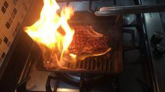 Döküm tavada steak et mühürleme detaylı anlattım.
