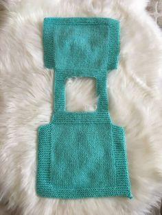 Easy Baby Gilet Recipe – Knitting Patterns – Hakan Yılmaz – Join in the world of pin Baby Knitting Patterns, Knitting Designs, Easy Crochet, Knit Crochet, Baby Gel, Baby Online, Knitting For Beginners, Handmade Baby, Baby Dresses