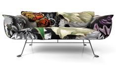 Preview Milano 2014//Nest-Sofa-Flower-Bits-by-Marcel-Wanders-for-Moooi