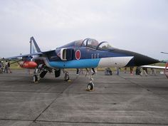 Mitsubishi Heavy Industries, Ltd./ Japan Air Self-Defense Force  T-2 Blue Impulse