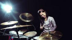 Aiman Tino - Ku Rela Dibenci - Drum Cover by Nur Amira Syahira Drum Cover, 13 Year Olds, Drums, Video Clip, Percussion, Drum, Drum Kit