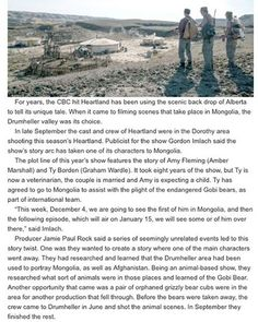 How the Mongolia scenes were filmed for 10x09 & 10x10! Part 1 #season10 #BordenWithoutBorders