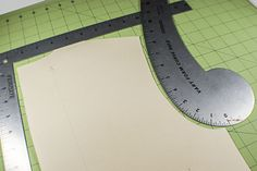 Pattern Drafting: Basic Tools and their function