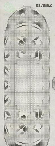 Burda Filet au Crochet - Zosia - Picasa Web Albums