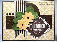 Beautiful card for teacher.