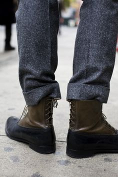 Tip-of-the-Day: Diversify Your Boot Game