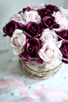 Собрали вот такой шикарный букет из 21 розы для отправки в Иваново🚚🌹 ⠀ В сочетании розы винного оттенка с нежно-розовыми получается просто🔥 ⠀ Для заказа 👉директ или жмите на ссылку в шапке профиля ☎8-904-959-66-64 ⠀ Garden Images, Garden Pictures, Garden Photos, Garden Line, Cake Images, Garden Design, Rose, Flowers, Plants