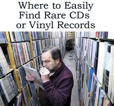 Where to Easily Find Rare CDs or Vinyl Records http://www.ebay.co.uk/sch/m.html?_odkw=&_osacat=0&_ssn=robs_rare_recordings&_trksid=p2046732.m570.l1313.TR10.TRC0&_nkw=record&_sacat=0&_from=R40