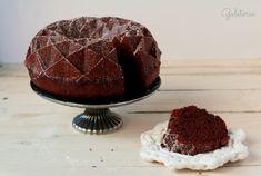 Receta de Red Velvet Bundt cake. Red Velvet Bundt cake recipe.