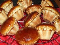 Briochettes thermomix Thermomix Bread, Thermomix Desserts, Cooking Chef, Cooking Recipes, Tupperware, Bagel Recipe, Gula, Party Finger Foods, Pinterest Recipes