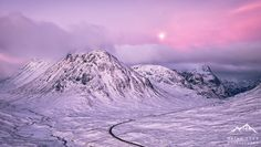https://flic.kr/p/FtE9GE | A Scottish Winter | A Scottish Winter   Glen Coe last winter and an image from Beinn a'Chrulaiste looking down on a snow covered landscape just before sunrise.  For those that are interested this was made with the Sony RX10...also known as a highend bridge camera and it was done all handheld;)...purely cause the A7r was sitting next to me using the tripod;)  I processed a similar image last year, but this is a slightly earlier image with more clouds.  Glen Coe…