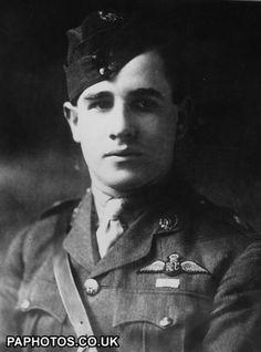 James McCudden VC  War - First World War - Victoria Cross Recipient