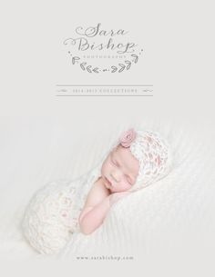 2014-2015 Newborn Welcome Guide - Sara Bishop Photography