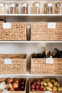 Pantry Reveal: How I Cut My Storage in Half - The Identité Collective