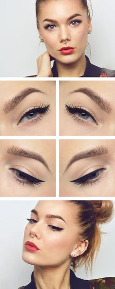 TODAYS LOOK - CLASSIC WING