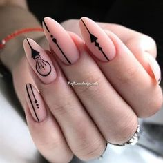 18 Ways to Wear Gradient Nails & Rainbow Nails Spring 2019 Fancy Nails, Diy Nails, Cute Nails, Pretty Nails, French Manicure Designs, Cool Nail Designs, Gothic Nails, Rainbow Nails, Gradient Nails