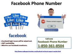 Would I be able to think about the advantages of #FacebookPhoneNumber 1-850-361-8504?