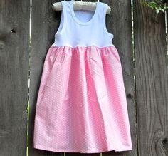 Ruffle Collar Dress | Beanies Children Clothing