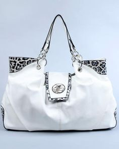 a93b741b8421 Large Apple Bottoms purse with a hit of animal print for the closet wild  child Backpack