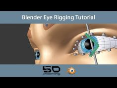 Hello everybody, In this Blender Eye Rigging tutorial you will learn to rig an eye in Blender We will cover topics such as, 3d Computer Graphics, Blender Tutorial, 3d Model Character, Video Game Development, Modeling Tips, Modelos 3d, Create Animation, Game Engine, 3d Tutorial