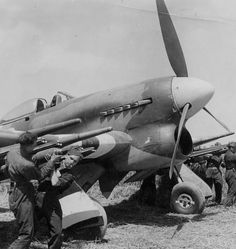 Ww2 Aircraft, Fighter Aircraft, Military Aircraft, Fighter Jets, Hawker Tempest, Hawker Typhoon, Lancaster Bomber, Hawker Hurricane, Aircraft Painting