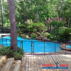 Protect A Child Pool Fence Start Enjoying Your Patio
