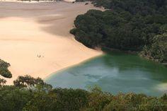 Frasier Island, Australia