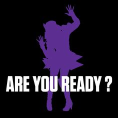 Are You Ready?Just Dance 2014