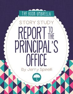 This novel study for Report to the Principal's Office by Jerry Spinelli includes 28 pages of student work, plus an answer key!  Divided  into five sections for study. The chapters are grouped as follows: Chapter 1-5, 6-10, 11-15, 16-20, 21-25.  Each section includes a wide variety of student activities.  A final test included and a full answer key.
