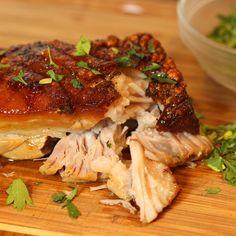 Herbed Pork Belly Roast