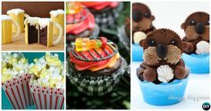 50 Most Creative Cupcake Ideas: This list ofmost creative and Surprising cupcake decoration ideas and Recipesis the best the internet has to offer.